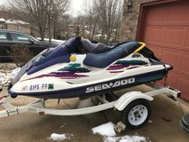 1995 seadoo bombardia in Fort Leonard Wood, Missouri