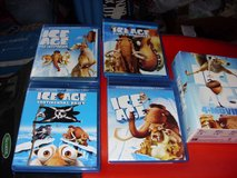 4 pack - ice age - blu-ray movies in Fort Knox, Kentucky