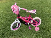 Minnie Mouse bike in Lockport, Illinois
