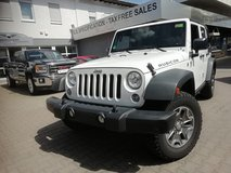 2015 Jeep Wrangler Rubicon 4x4 in Grafenwoehr, GE