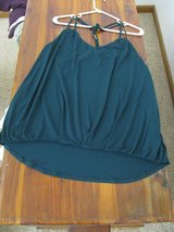 MAURICES DARK GREEN TANK-XL in DeKalb, Illinois