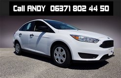 Brand New 2018 Ford Focus Automatic With Camera - ACT FAST Call Andy 06371 802 4450 *7 Yr Warran... in Spangdahlem, Germany