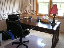 2 Piece Desk 36 in by 5ft in Joliet, Illinois