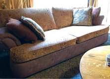 "super comfy couch 95"" x 44"" in Glendale Heights, Illinois"