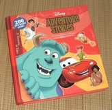 Disney Pixar Adventure Stories Thick 320 Page 19 Classic Storybook Collection in Plainfield, Illinois