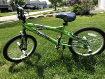 Boys Bike in green and black in Lockport, Illinois