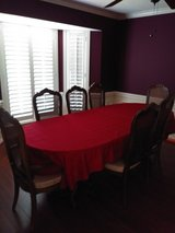 Formal Dining Set with Hutch in Kingwood, Texas