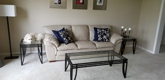Couch in Yorkville, Illinois
