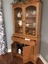 Vintage China Hutch in Baytown, Texas