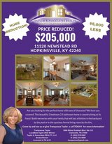 Home -Price Reduced- in Hopkinsville, Kentucky
