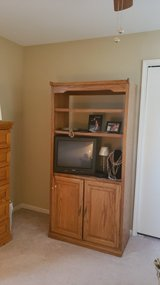 Wood bookcase/shelves in Naperville, Illinois