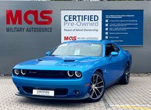 2016 Dodge Challenger RT SCAT pack - CPO in Stuttgart, GE