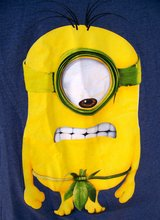 Like New!  MINIONS Despicable Me T-Shirt, Size M in Alamogordo, New Mexico