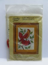 Cross Stitch Kit ~ Vintage 1986, UNOPENED PACKAGE in Alamogordo, New Mexico