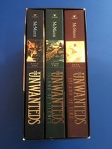 The Unwanteds Books 1-3 Set in Fort Campbell, Kentucky