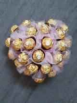 Sweets Gifts Heart Ferrero Chocolates Birthday in Ramstein, Germany