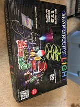 snap circuits stem toy in box LIGHT in Chicago, Illinois
