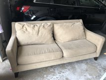 "Nice Couch 77"" Long in Bolingbrook, Illinois"