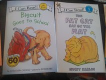 New I can read books (2) in Camp Lejeune, North Carolina