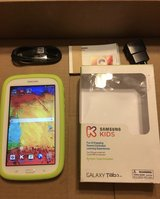 "Samsung galaxy tab kids tablet 7"" ( Price is Firm ) NEW Open Box in Pearland, Texas"