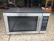 Magic Chef 1.6 cu ft Stainless Steel Microwave in Joliet, Illinois