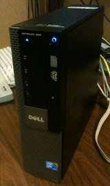Dell Optiplex 960 small form factor, Core 2 Duo, 8 GB RAM, w7 32-bit in Tacoma, Washington