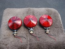 "THREE 4 "" RED TRAILER LIGHTS in Naperville, Illinois"