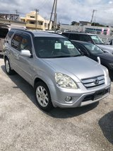 WOW FRESH 2004 Honda CRV - One Owner LOW KMs - Super Clean - Must See In Person - Compare in Okinawa, Japan