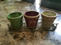Excellent Condition! Planter Set in Fort Campbell, Kentucky