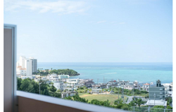 Monthly Serviced Apartment studio in Onna by the month or week very peaceful and quiet in Okinawa, Japan