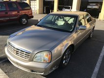 2002 Cadillac Deville DTS in 29 Palms, California