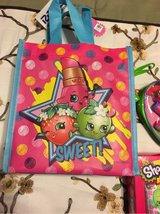 Shopkins gifts with bag in Houston, Texas