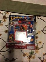 Superman gift with bag in Houston, Texas