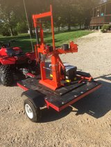 NO-Mar CH200P tire changer and trailer in Fort Leonard Wood, Missouri