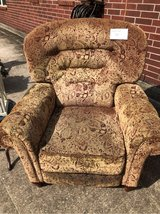 upholstered recliner in Houston, Texas
