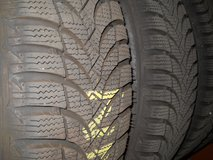 4x like new tires 185/65R15 by Nexen - for winter as well in Ramstein, Germany