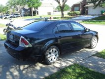 Safe/Clean. Ford Fusion 4dr. low miles in The Woodlands, Texas
