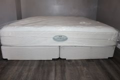 King size Beautyrest World class pillowtop mattress in Kingwood, Texas