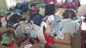 LOTS of NICE Baby & Toddler Boy Clothing, Shoes, Toys (3 months to 3T) in Camp Pendleton, California