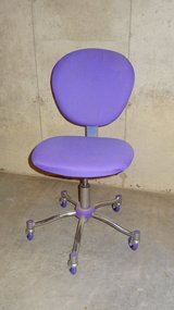 Swivel chair - Purple in Chicago, Illinois