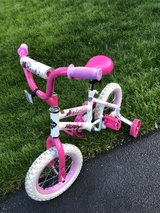 Children's bicycle in Naperville, Illinois