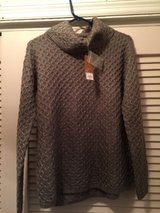Sonoma sweater size medium new with all tags intact in Orland Park, Illinois