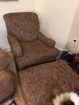 Chair with ottoman in Fort Belvoir, Virginia