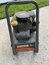 Power Washer (gas) 2150 PSI works great in Kingwood, Texas