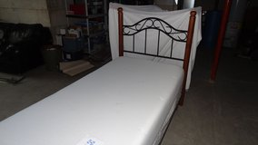 mattress, box spring, headboard and frame in Yorkville, Illinois