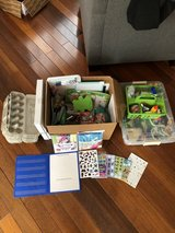 Arts/Crafts/Stickers/White Boards Bundle $5 in Okinawa, Japan