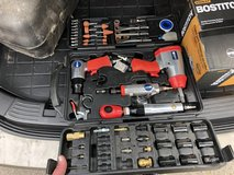 Mechanics air tool set in Bolingbrook, Illinois