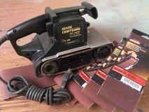 "Craftsman 4"" Belt Sander in Bolingbrook, Illinois"