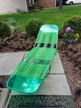O'rageous Vinyl Strap Lounger in Bolingbrook, Illinois