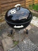 "Legendary 22"" Weber Kettle Grill in Ramstein, Germany"
